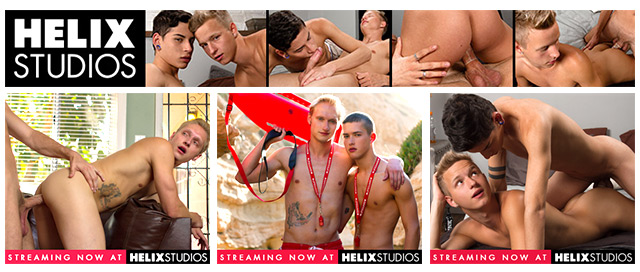 Helix boys fuck and suck - smooth and horny twink boys go at it - the hottest twinks online