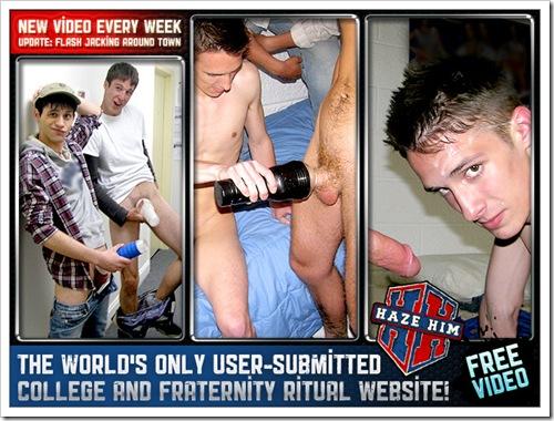HazeHim.com - hot frat boy initiation sex acts